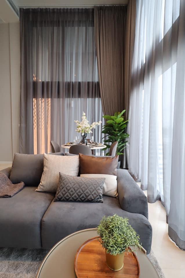 เช่าคอนโดสีลม บางรัก : ✅ For Rent ** The Lofts Silom , 2 ห้องนอน ตกแต่งสวยมากๆ วิวดีสุดๆ **