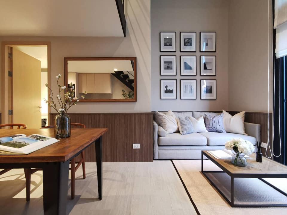 เช่าคอนโดสีลม บางรัก : ✅ For Rent ** The Lofts Silom , 1 Duplex ตกแต่งสวยมากๆ ไม่บังวิว พร้อมเข้าอยู่ **