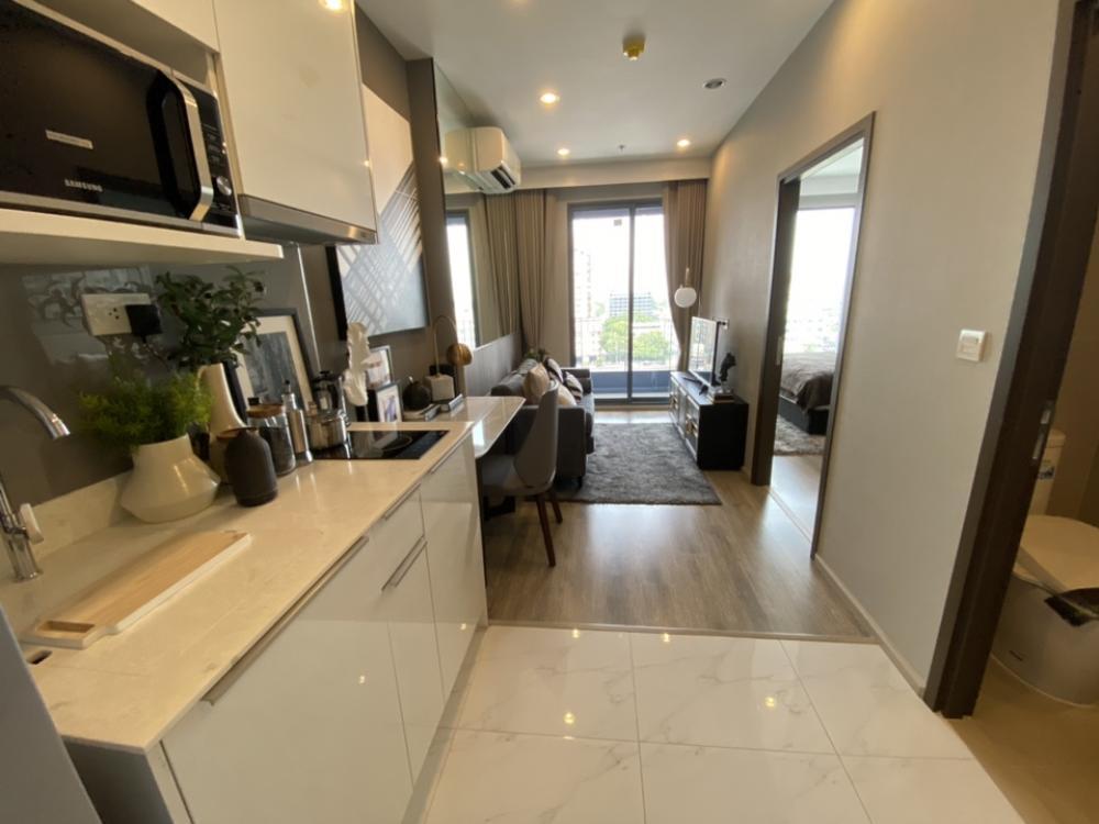 For SaleCondoOnnut, Udomsuk : Room for sale, hand 1, from the project Ideo mobi Sukhumvit 66 1 bedroom 60 m Bts Udomsuk Call 0868889328