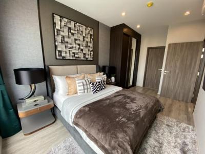 ขายคอนโดอ่อนนุช อุดมสุข : ขายห้องมือ1 จากโครงการ Ideo mobi Sukhumvit 66 1ห้องนอน 60ม.Btsอุดมสุข โทร0868889328