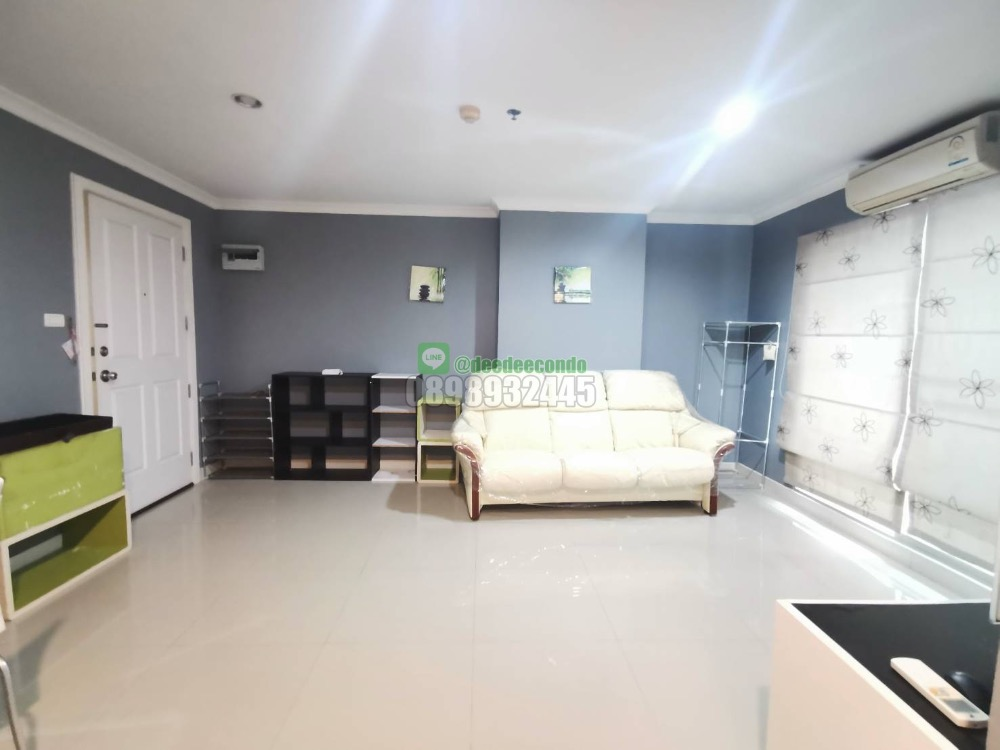 For RentCondoRama9, RCA, Petchaburi : For Rent 1Beds 1Bath 45SQM 13,000 Baht Lumpini Place Rama 9 Condominium