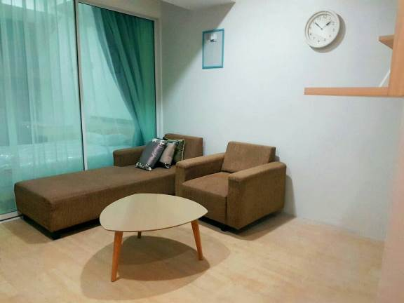 เช่าคอนโดนานา :   FOR RENT Special size for 1 bedroom 1 bathroom  35 sqm  6 floor
