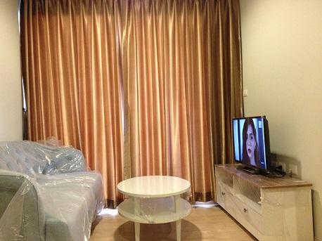For RentCondoRamkhamhaeng, Hua Mak : For sale / rent Tempo one - Ramkhamhaeng, size 2 bedrooms with tenant (Fully furnished)