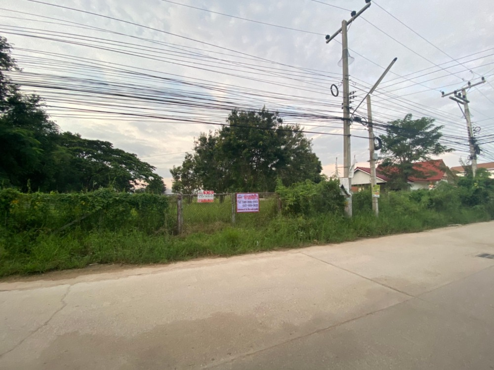 For SaleLandCha am, Hua Hin : Urgent sale !! Land 1 rai 3 ngan 68 sq m. Near Hua Hin Mountain vill 2 can access Hua Hin Soi 10