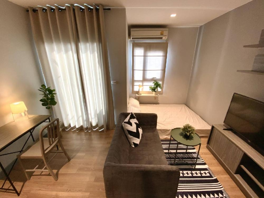 For RentCondoLadprao, Central Ladprao : Chapter one midtown🍁 Fully furnished 🍁 loft style 🍁 can move in