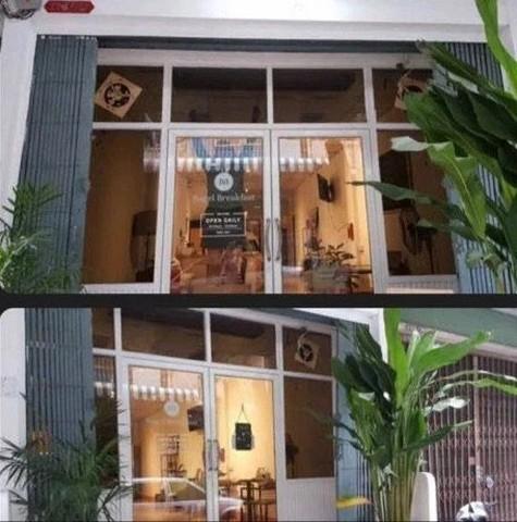 For RentShophouseSilom, Saladaeng, Bangrak : 4-storey commercial building for rent in Si Phraya Surawong district, near Bang Rak Police Station, near Silom, near Sam Yan MRT Near BTS Chong Nonsi