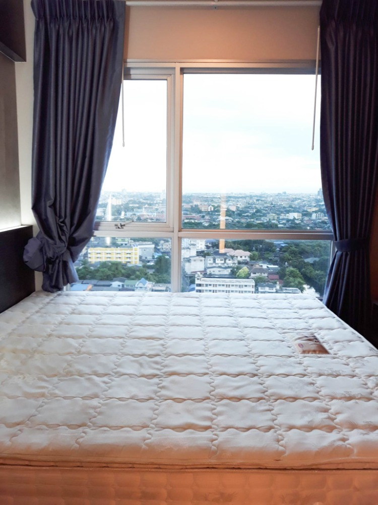 For RentCondoThaphra, Wutthakat : For rent The Tempo Grand Sathorn - Wutthakat 1 bed size 35 sq.m.
