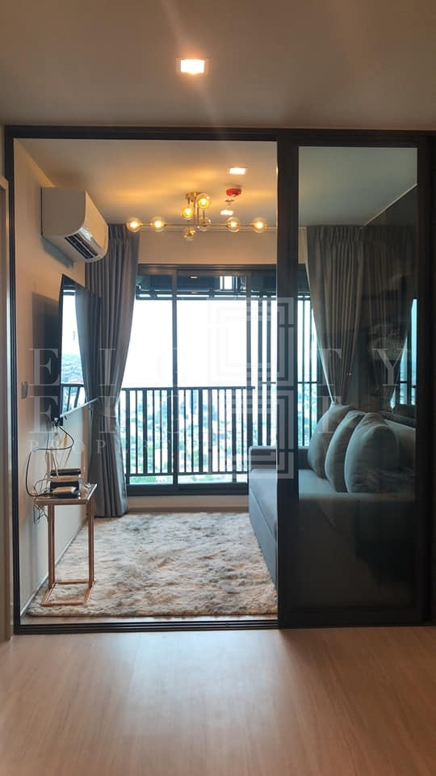 For RentCondoLadprao, Central Ladprao : For Rent Life Ladprao (35.78 sqm.)