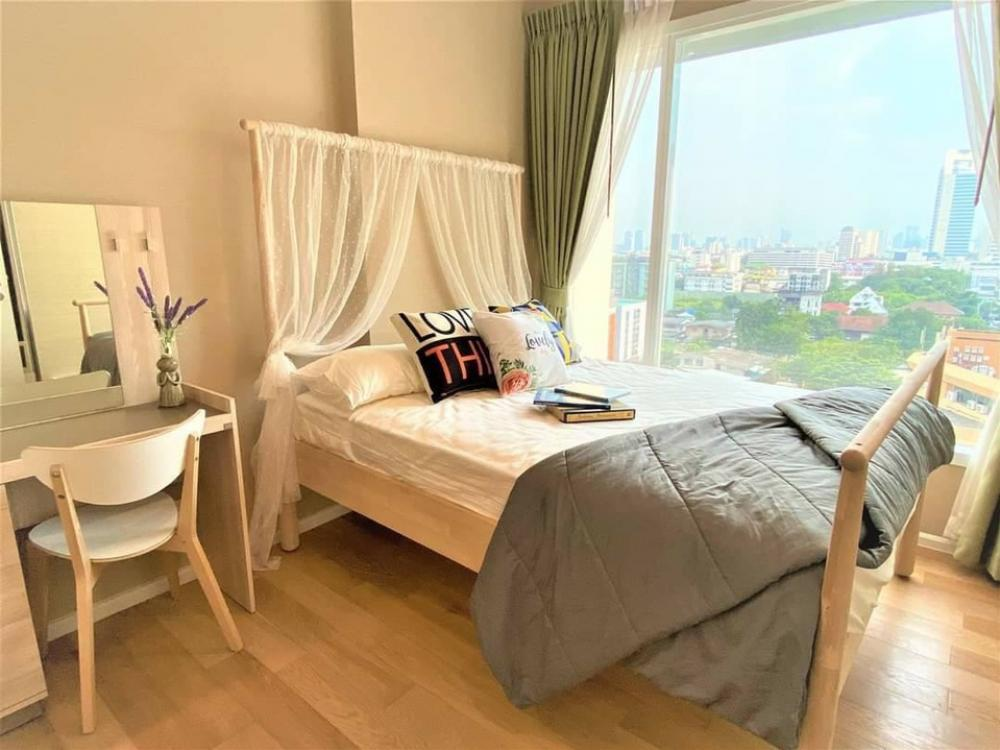 For RentCondoLadprao, Central Ladprao : Condo for rent, The Saint Residences 🚇 Ladprao intersection, near MRT, BTS🚇