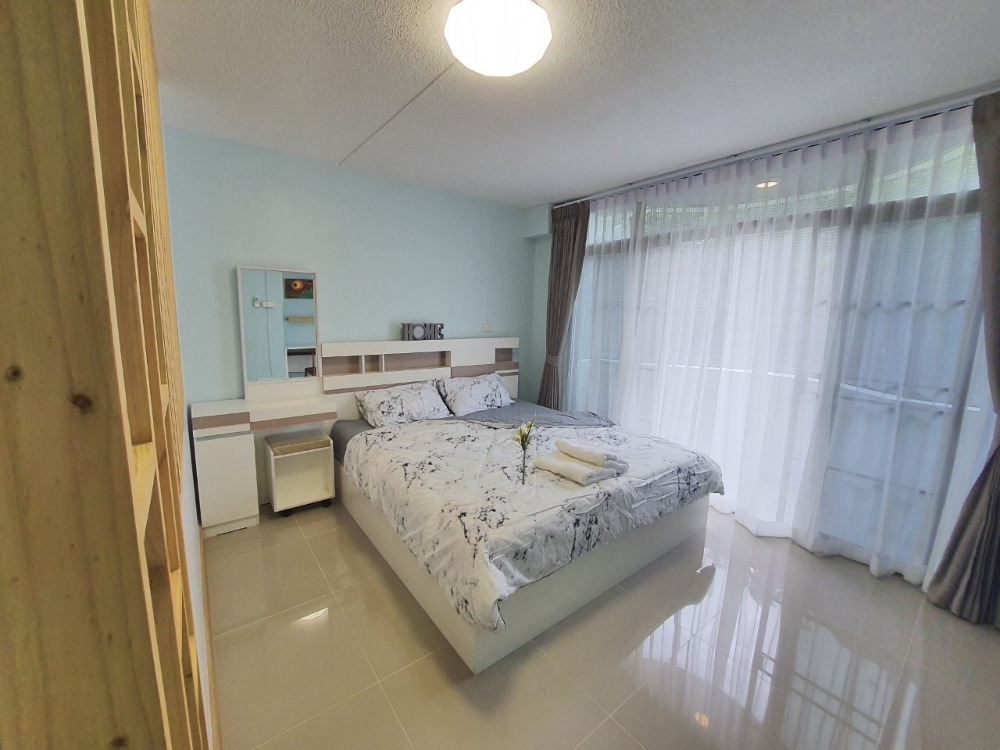 For SaleCondoChiang Mai, Chiang Rai : Selling cute style rooms. Nakornping City View (Keangmor) All new rooms Can carry the bag ready to move in