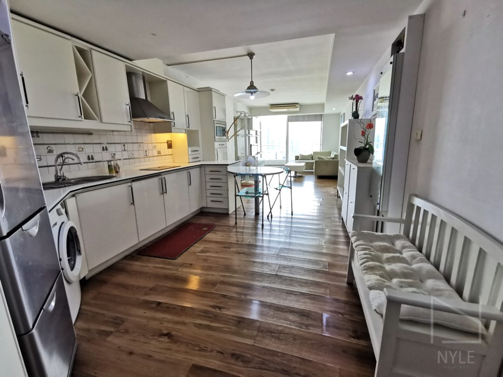 For RentCondoKasetsart, Ratchayothin : For Rent: Supalai Park Phaholyothin 21 Size 58 SQM, 1 Bedroom *with Fixed Parking Lot*