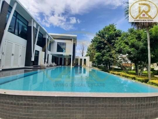 For SaleHousePattaya, Bangsaen, Chonburi : The cheapest sale in the 2-storey detached house project, Casa Ville Suan Suan - Sriracha Free Transfer, ready to move in, fully furnished, Si Racha District, Chonburi Province
