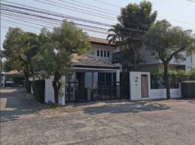 เช่าบ้านเลียบทางด่วนรามอินทรา : RH447ให้เช่าบ้านเดี่ยว 2 ชั้น Private Nirvana Ladprao เลียบด่วนเอกมัย-รามอินทรา ซอยอยู่เยื้อง Central Eastville