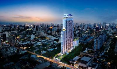 For SaleCondoSukhumvit, Asoke, Thonglor : Urgent ❗️❗️ XT Ekkamai 1bed, every floor, one price, 4.59 minus. Only, very worthwhile. 🔥