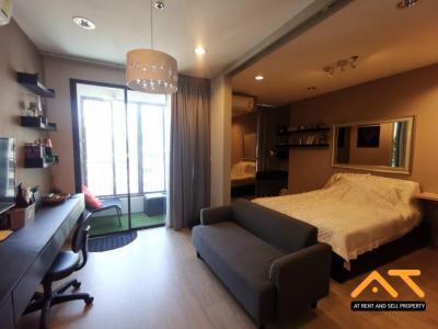 เช่าคอนโดราชเทวี พญาไท : ให้เช่า Ideo Q ราชเทวี ราคาพิเศษมาก- 34 Sq. 1ห้องนอน พร้อมเฟอร์และเครื่องใช้ไฟฟ้าครบ