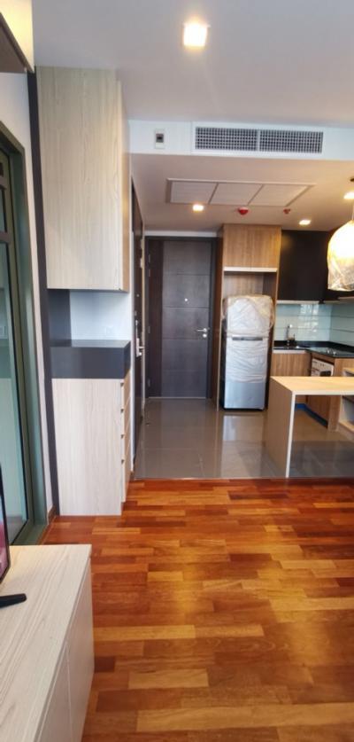 For RentCondoRatchathewi,Phayathai : Condo for rent, Wish Signature midtown siam.