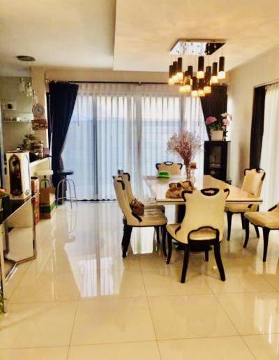 For SaleHousePattanakan, Srinakarin : Single House in compound Baan Lumpini - (Suanlauang) for sale, 5 BR, 71 sq wah