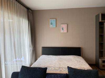 For RentCondoSukhumvit, Asoke, Thonglor : For rent Noble Remix Condominium 1 bedroom 54 sq m, fully furnished