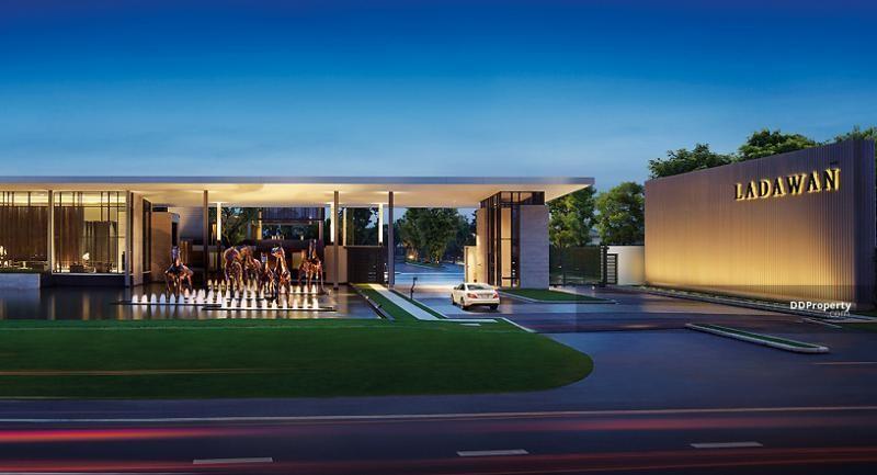 เช่าบ้านรัตนาธิเบศร์ สนามบินน้ำ : ⭐ ให้เช่า บ้านเดี่ยว ลดาวัลย์ รัตนาธิเบศร์ (Ladawan Rattanathibet)