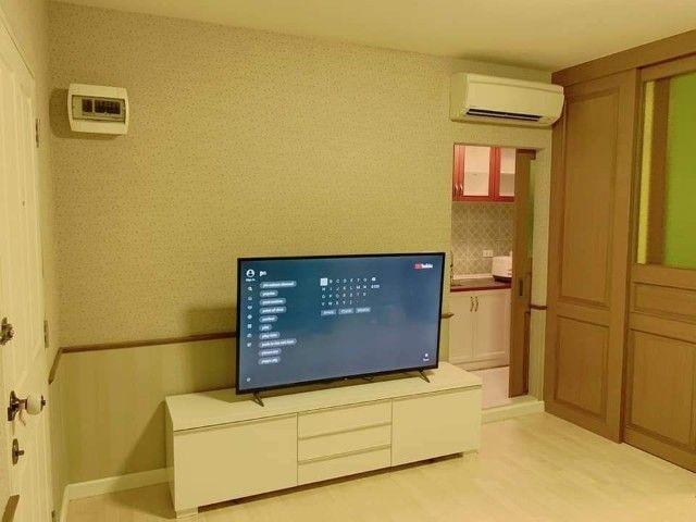 For RentCondoPattanakan, Srinakarin : D Condo On Nut-Suvarnabhumi Fully Furnished Ready to move in