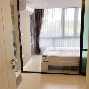 For RentCondoNawamin, Ramindra : Condo for rent, The Cube Station Ramintra 109, very new room