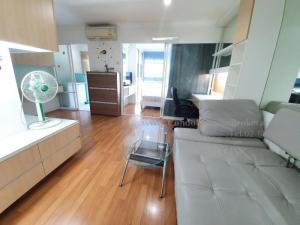 For RentCondoRama9, RCA, Petchaburi : Lumpini Place Rama 9 - Ratchada, No. of Bedroom 1 Bedroom Total area 33.68 Rental price (Baht / Month) 11,000 ฿