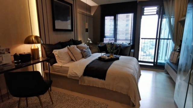For SaleCondoWitthayu,Ploenchit  ,Langsuan : AE0391 Condo for sale, Life One Wireless, room size 28 sqm, 2 rooms, 20th floor, open view, city view.