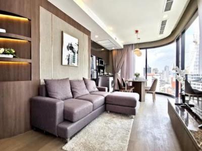 เช่าคอนโดสุขุมวิท อโศก ทองหล่อ : Ashton Asoke beautiful unit for rent SPECIAL price only 55,000/ month 🔥🔥🔥 contact Ben 0992429293