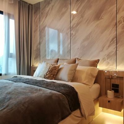 เช่าคอนโดพระราม 9 เพชรบุรีตัดใหม่ : ให้เช่า Life Asoke 2 ห้องนอน ตกแต่งสวย