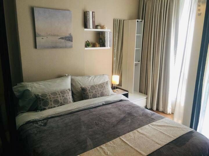 For RentCondoNawamin, Ramindra : Esta Bliss Fully Furnished Ready to move in