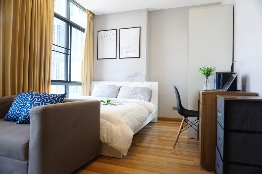 For RentCondoOnnut, Udomsuk : Ideo BluCove Sukhumvit Fully Furnished Ready to move in ❗️❗️FLASH SALE❗️❗️ Room available, add Line Line ID: @condobkk (with @ too)