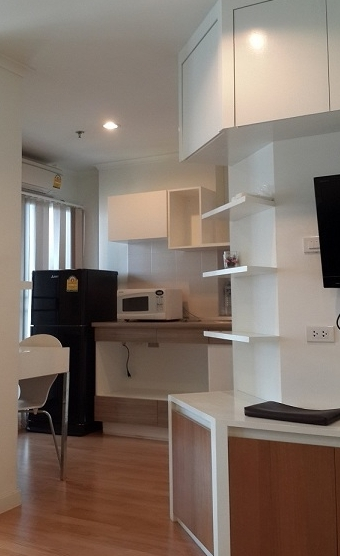 For RentCondoPinklao, Charansanitwong : Condo for rent at Lumpini Park Pinklao opposite Central Pinklao only 8500 baht.