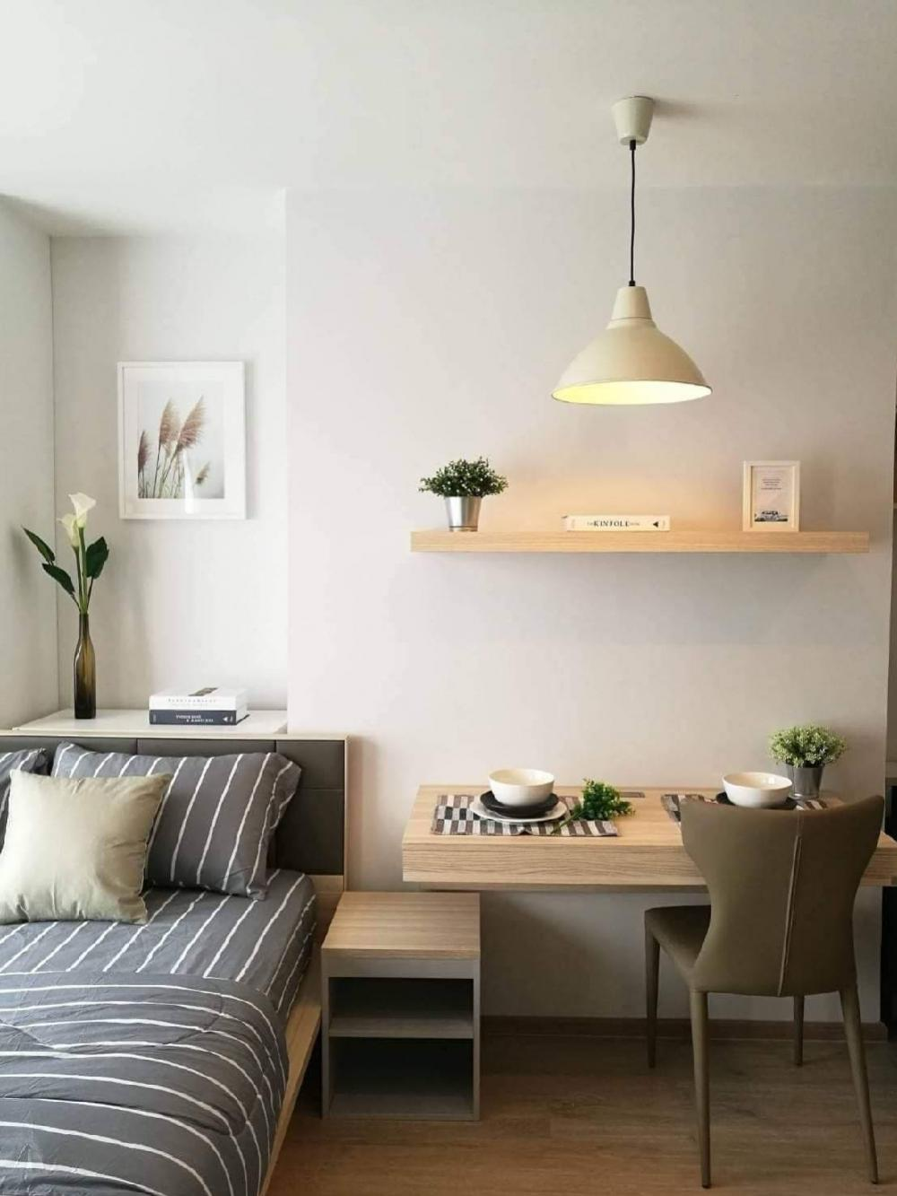 For RentCondoBangna, Lasalle, Bearing : TG8-0187 Urgent for rent, IDEO O2 Condo, Bangna, near BTS Bangna, only 350 meters Beautiful room ready. Odds are negotiable !!