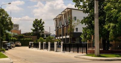 For RentTownhouseRama5, Ratchapruek, Bangkruai : --- ✦ For Rent ✦ --- 3-storey townhome, Baan Pruksa Prime Ratchapruek - Thanamnon (new house)