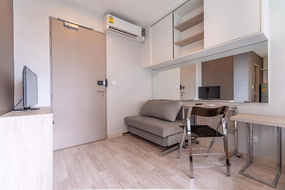 For RentCondoOnnut, Udomsuk : M3112-Condo for rent, IDEO MOBI Sukhumvit 81, ready to move in.