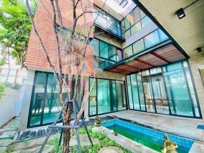 For SaleHouseAri,Anusaowaree : For Sale the Single house on Phaholyothin soi 8 (soi Sailom) Aree Area
