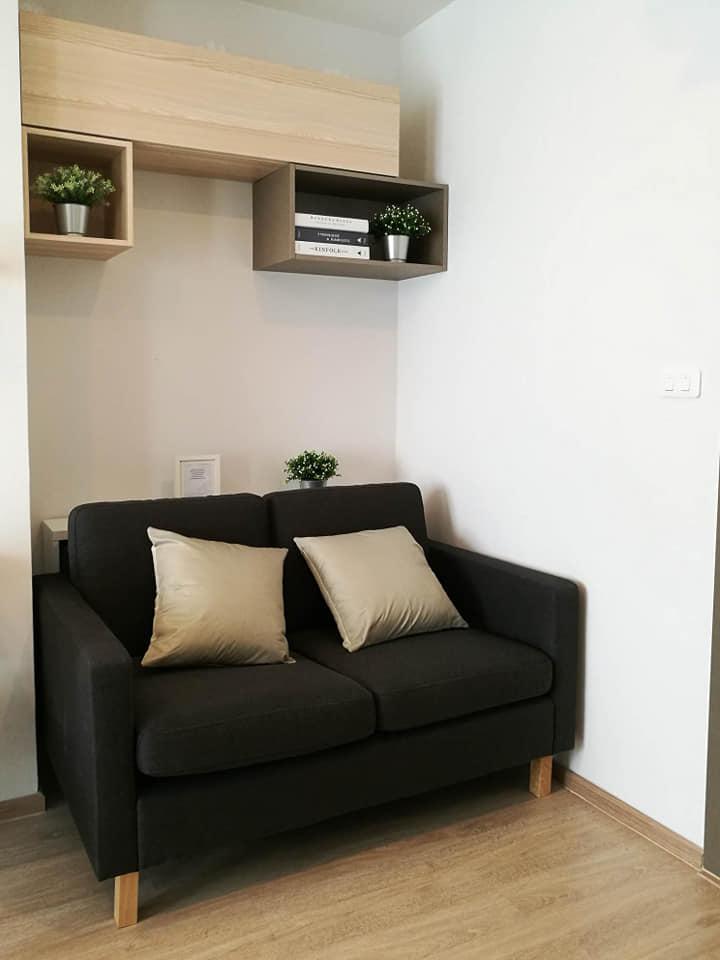 For RentCondoBangna, Lasalle, Bearing : M3122-Condo for rent, IDEO O2, near BTS Bangna + washing machine ready.