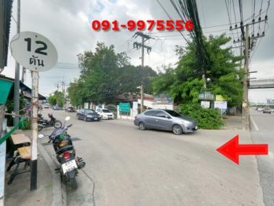 For SaleLandPattaya, Bangsaen, Chonburi : Land for sale in Mueang Chon Buri District 10-1-88 rai (Nong Mai Daeng 17) near Amata Nakorn Industrial Estate Robinson HomePro, beautiful, suitable for housing project, home office, office, beautiful location near the motorway (Dan Phanat)