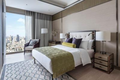 For RentCondoWongwianyai, Charoennakor : For Rent - 2 Bedroom The Residences at Mandarin Oriental, Bangkok