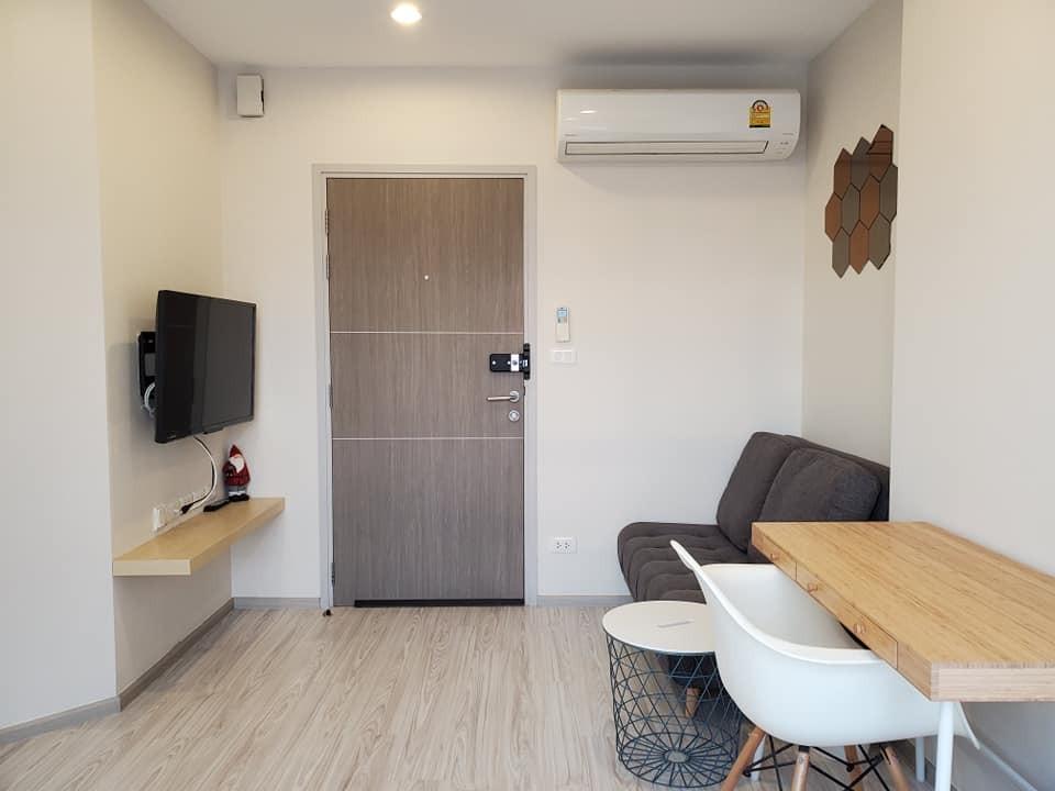 For RentCondoBang Sue, Wong Sawang : Ideo Mobi Bangsue Grand Interchange Fully Furnished Ready to move in