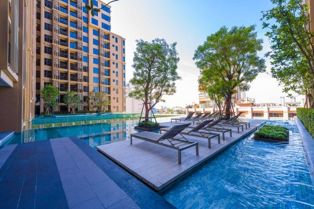 For SaleCondoWongwianyai, Charoennakor : Sell ..1 Bedroom NYE by Sansiri