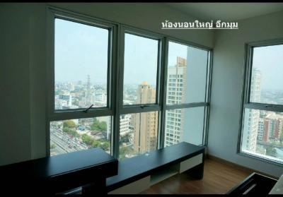 For RentCondoRatchadapisek, Huaikwang, Suttisan : For rent 2 bedroom 18K