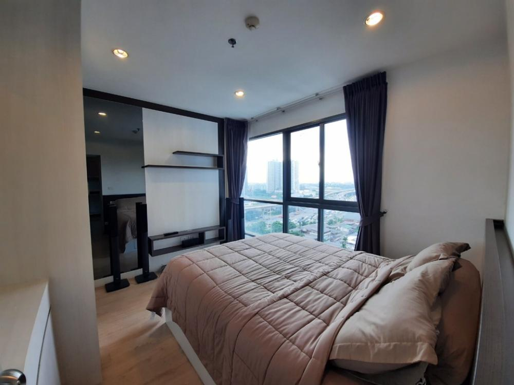 For RentCondoThaphra, Wutthakat : (Rent) Condo Ideo Wutthakat , 12 floor ,  fully furnished , city view.