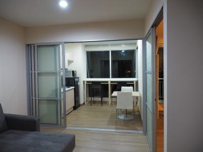 For RentCondoRatchadapisek, Huaikwang, Suttisan : For rent 1 bedroom Rhythm Ratchda.