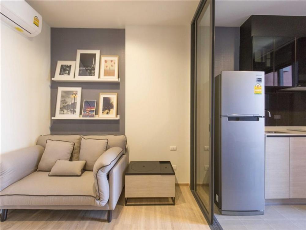For RentCondoRama9, RCA, Petchaburi : For rent 1 bedroom at The Base Garden-Rama.