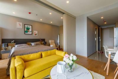For RentCondoRatchathewi,Phayathai : +++ Urgent rent +++ Q Chidlom-Phetchaburi, 1 bedroom, 45 square meters, 29th floor