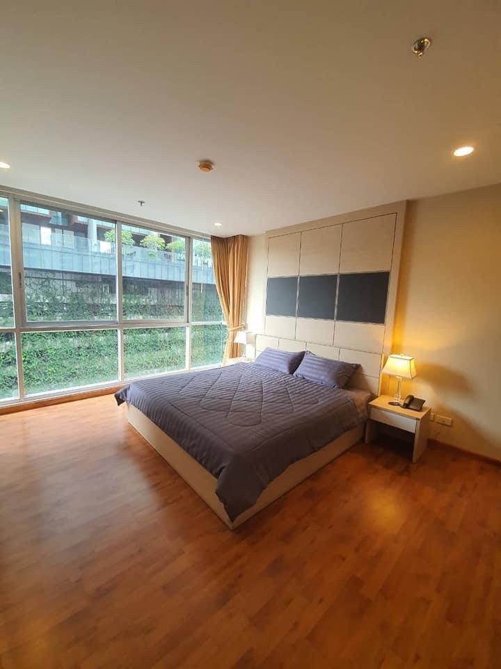 For RentCondoWitthayu,Ploenchit  ,Langsuan : +++ Urgent rent +++ Very good room !! ** THE RAJDAMRI 2 bedrooms 112 sq m, 6th floor