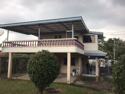 For RentHousePinklao, Charansanitwong : 2 storey detached house for rent, Soi Thung Mangkorn 3, Phutthamonthon Sai 1