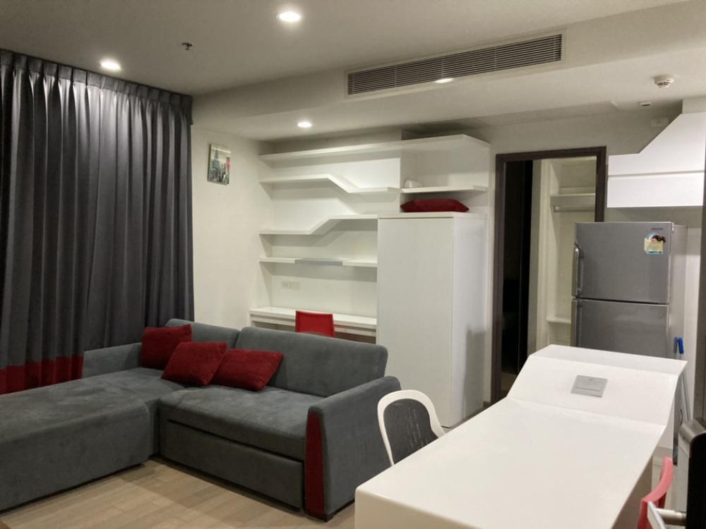เช่าคอนโดราชเทวี พญาไท : Pyne By Sansiri ให้เช่า ด่วนลดราคาเหลือ 24,500 ห้อง 1 bedroom 50 sqm Fully-furnished พร้อมเข้าอยู่