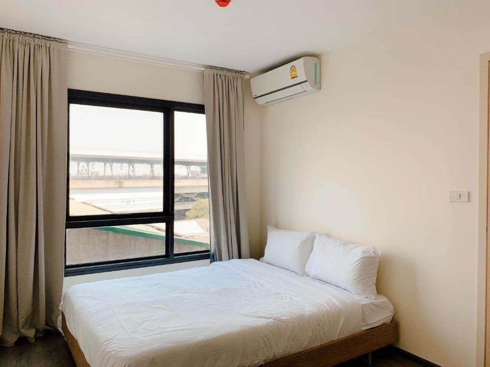 For RentCondoPattanakan, Srinakarin : Rich park Triple Station room for rent near Huamark Station
